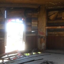 Interior Casona Eyheramendy