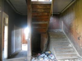 Escalera Casona Eyheramendy