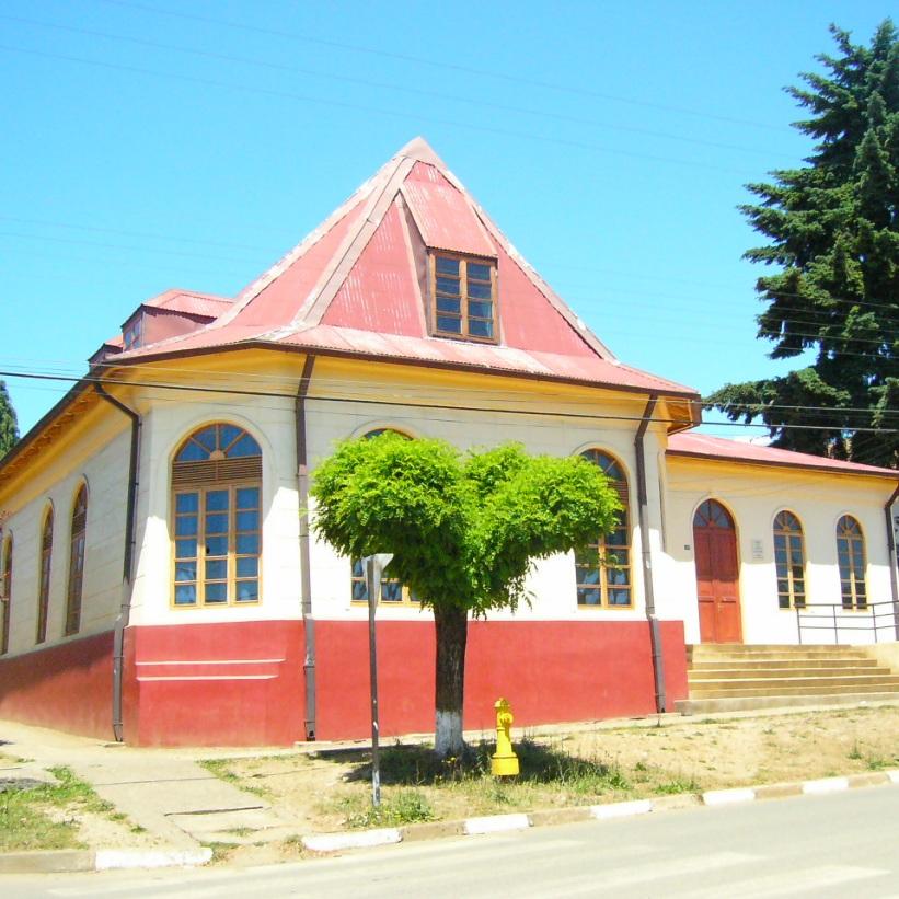 Centro cultural de Capitán Pastene