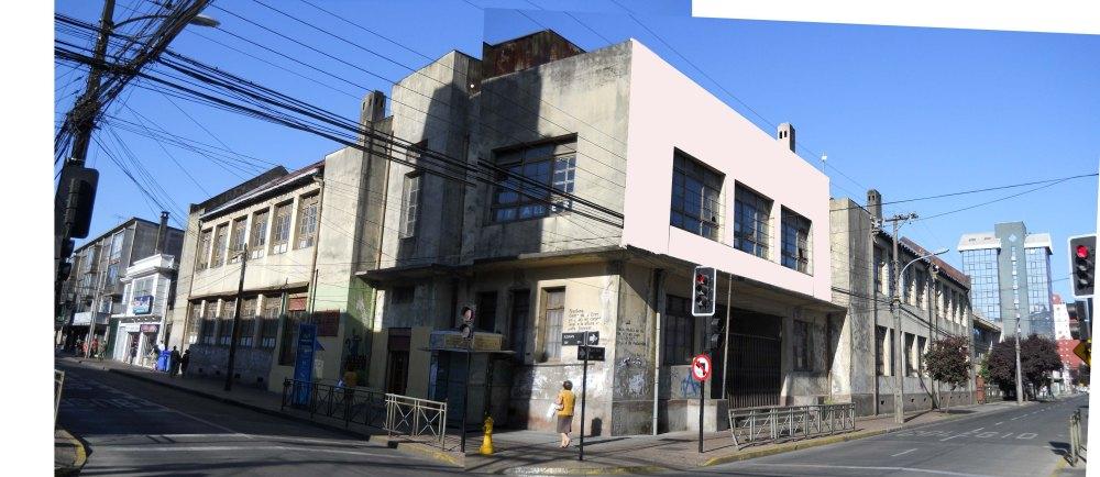 Ex Liceo Técnico femenino de Temuco