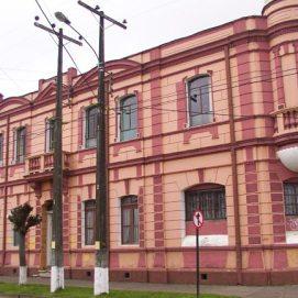 Fachada principal Casa francesa