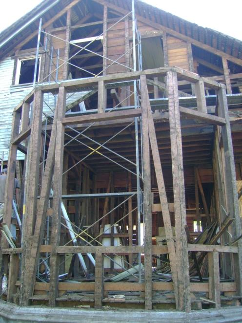 Estructura de la vivienda